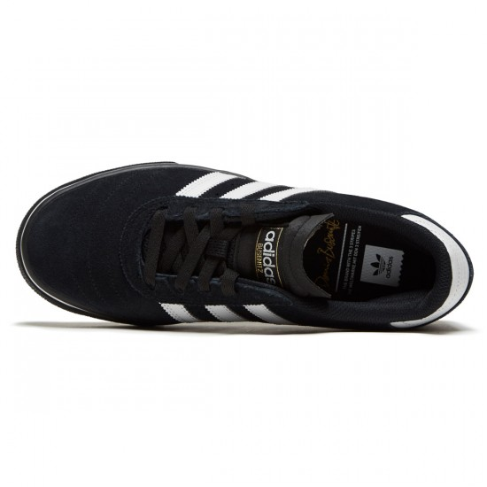 Adidas Busenitz Vulc Adv Shoes - Core Black/Grey One/Core Black - 6.0
