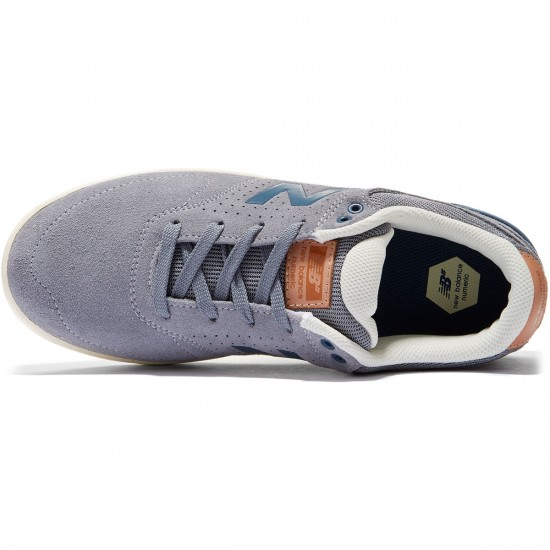New Balance PJ Stratford 533 Shoes - Thunder/Navy - 8.0