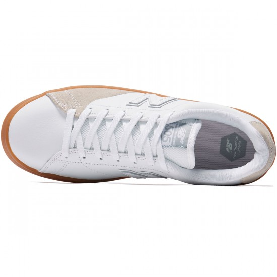 New Balance 505 Shoes - White/Gum - 8.0