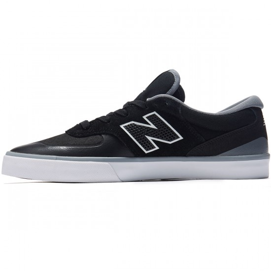 New Balance Arto 358 Shoes - Black/White - 8.0