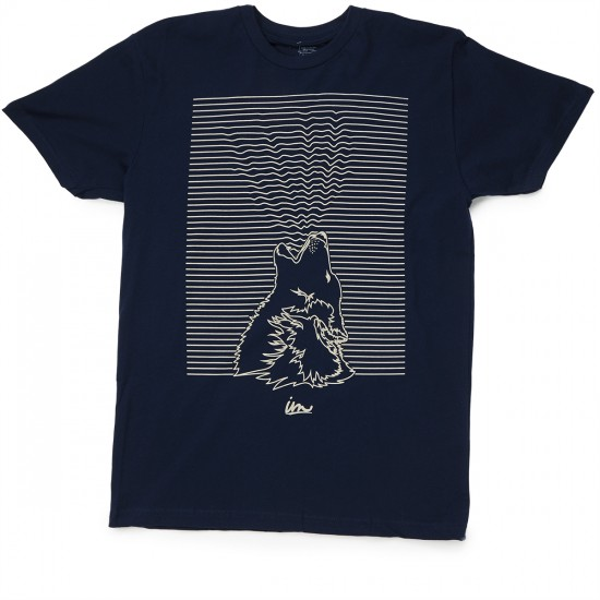 Imperial Motion Vibes T-Shirt - Navy