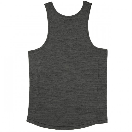 Imperial Motion Steele Tank Top - Charcoal Marble