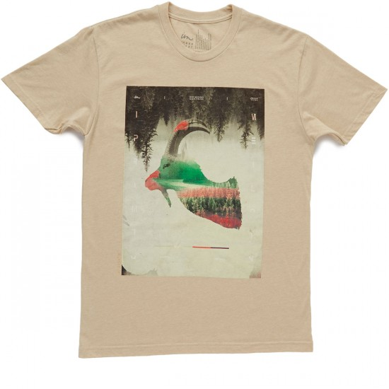 Imperial Motion Mirage T-Shirt - Cream