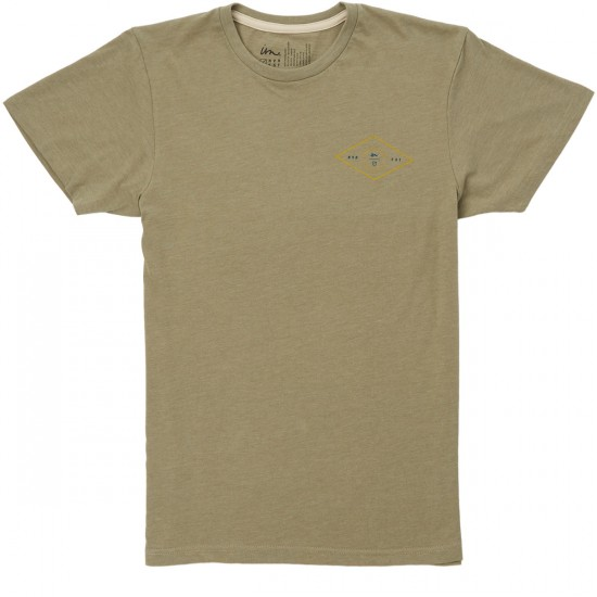 Imperial Motion Mark T-Shirt - Light Olive Heather
