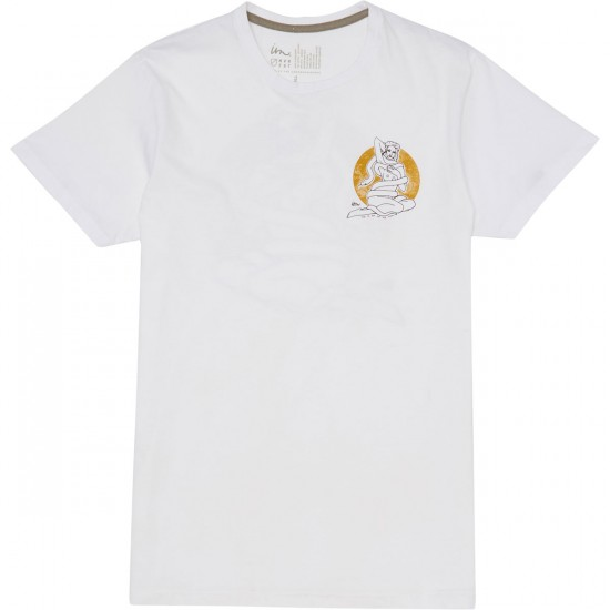 Imperial Motion Tied Up T-Shirt - White