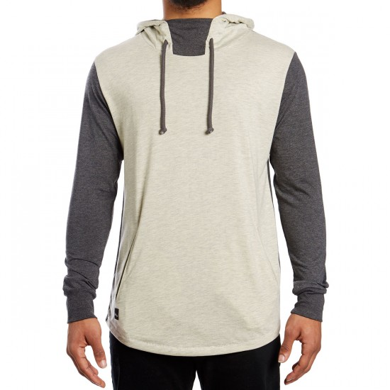 Imperial Motion Restore Hoodie - Oatmeal/Charcoal