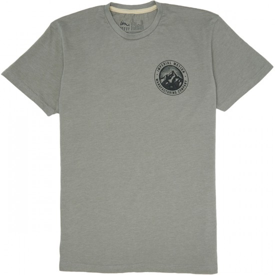 Imperial Motion Range T-Shirt - Stone Grey