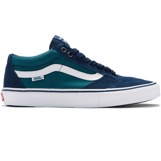 Vans TNT SG Shoes - Dress Blues/DeepTeal - 8.0