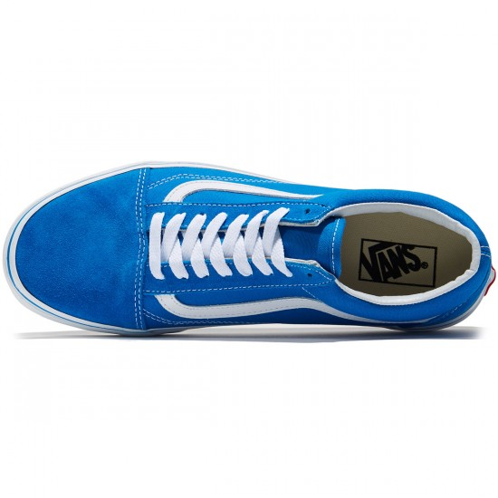 Vans Old Skool Shoes - Imperial Blue/True White - 8.0