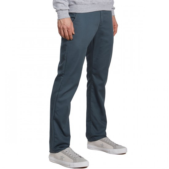 Vans Authentic Chino Stretch Pants - Dark Slate - 38 - 32