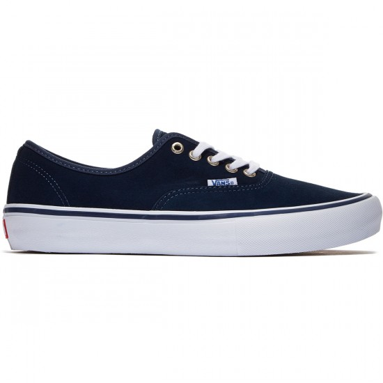 Vans Authentic Pro Shoes - Dress Blues/White - 8.0