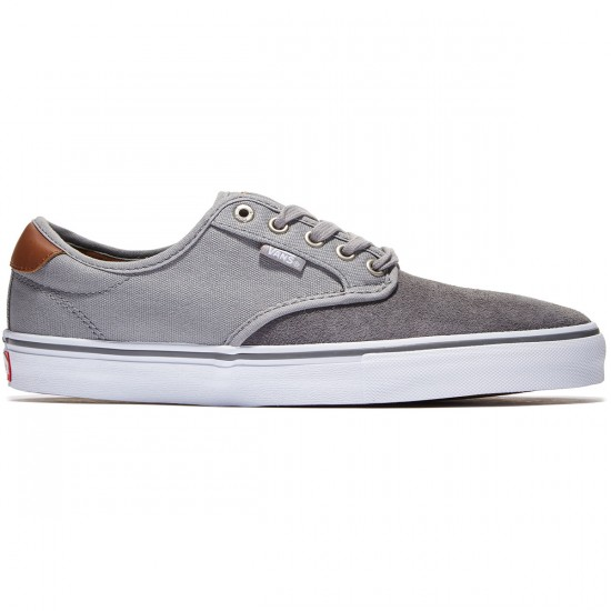Vans Chima Ferguson Pro Shoes - Pewter/Grey - 8.0