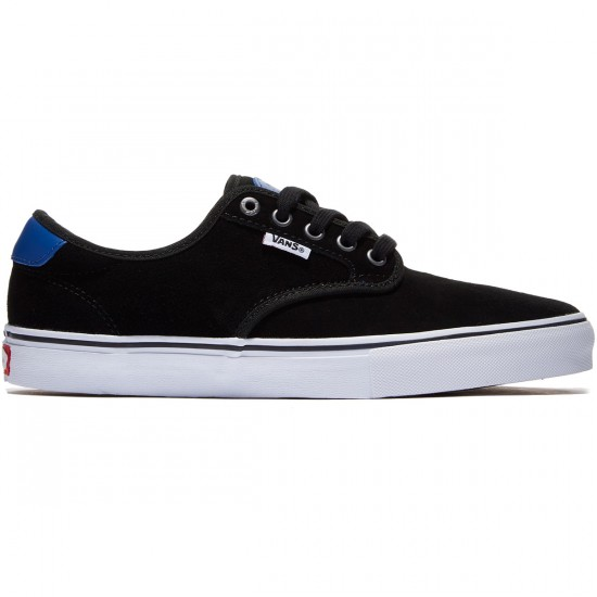 Vans Chima Ferguson Pro Shoes - Black/True Black - 8.0
