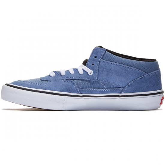 Vans Half Cab Pro Shoes - Infinity/White - 8.0