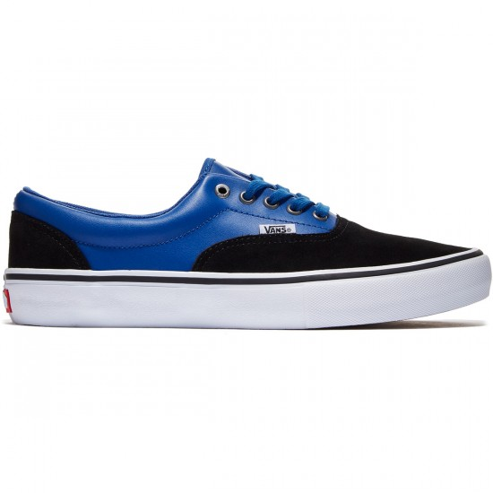 Vans Era Pro Shoes - Black/True Blue - 8.0