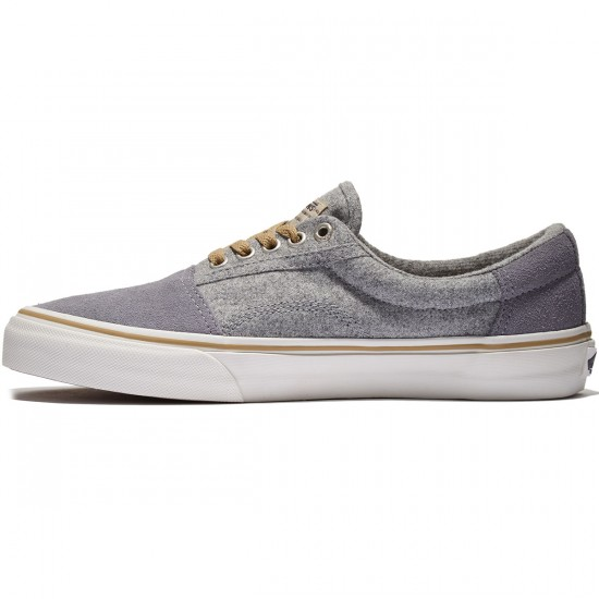Vans Rowley Solos Shoes - Light Grey - 8.0