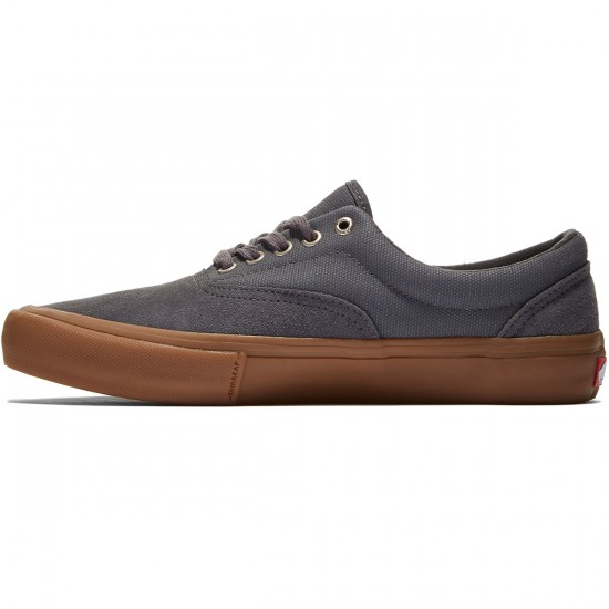 Vans Era Pro Shoes - Pewter/Gum - 8.0