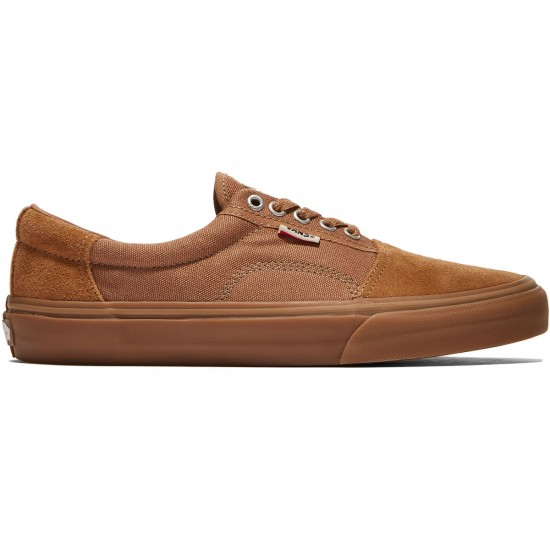Vans Rowley Solos Shoes - Tobacco/Gum - 8.0