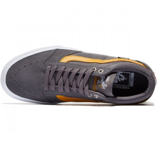 Vans TNT SG Shoes - Pewter/Sunflower - 8.0