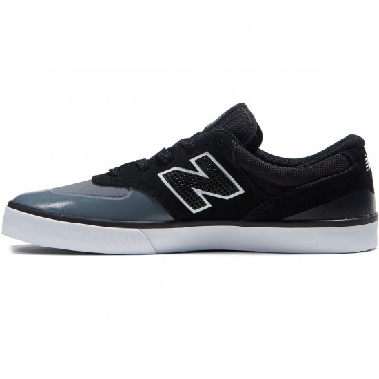 New Balance Arto 358 Shoes - Gunmetal/Black - 8.0