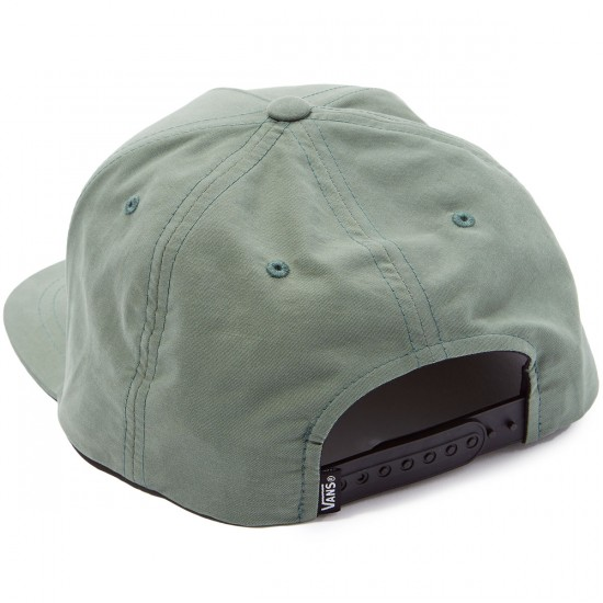 Vans Full Patch Snapback Hat - Laurel Wreath