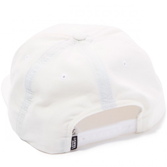 Vans X Brothers Marshall Unstructured Hat - White