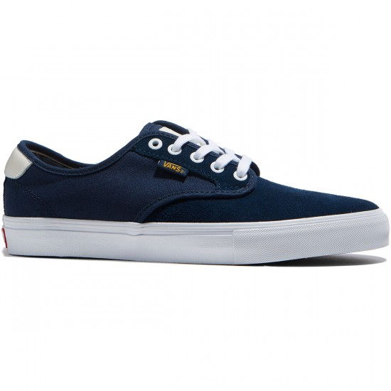 Vans Chima Ferguson Pro Shoes - Dress Blues/Golden Glow/White - 6.5