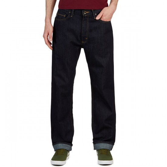 Vans V96 Relaxed Pants - Indigo