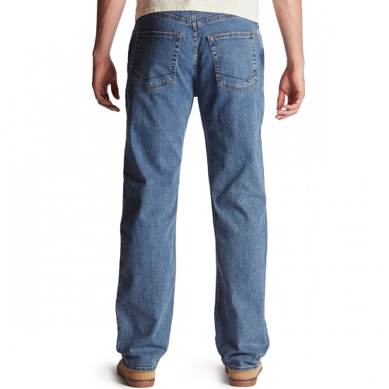 Vans V96 Relaxed Pants - Stone Wash