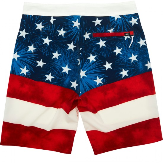 Plunge into men's swim trunks from vineyard vines. Available in styles ranging from board shorts to traditional bathing suits.