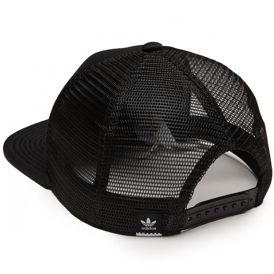 Adidas Thanks Trucker Hat - Black
