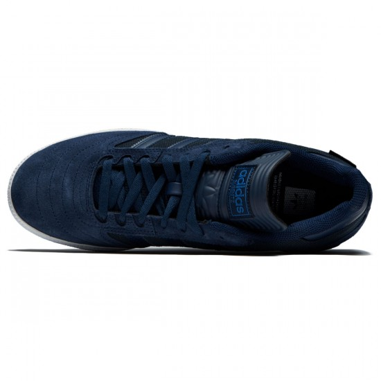 Adidas Busenitz Shoes - Collegiate Navy/Collegiate Navy/White - 9.0