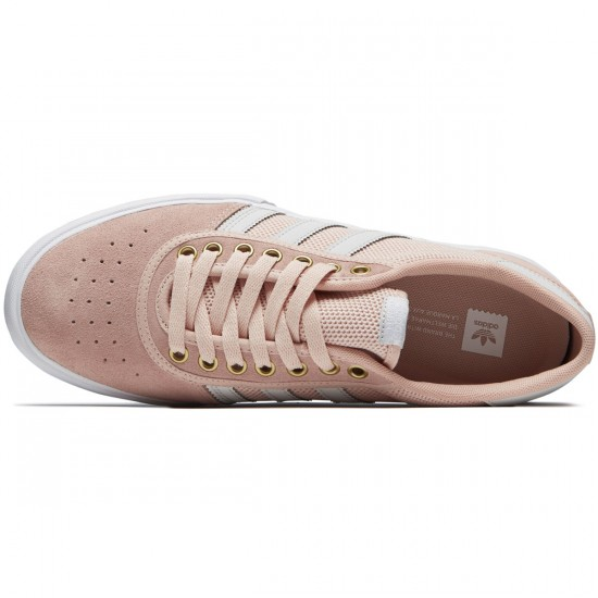 Adidas Lucas Premiere Shoes - Vapour Pink/Grey One/White - 6.0