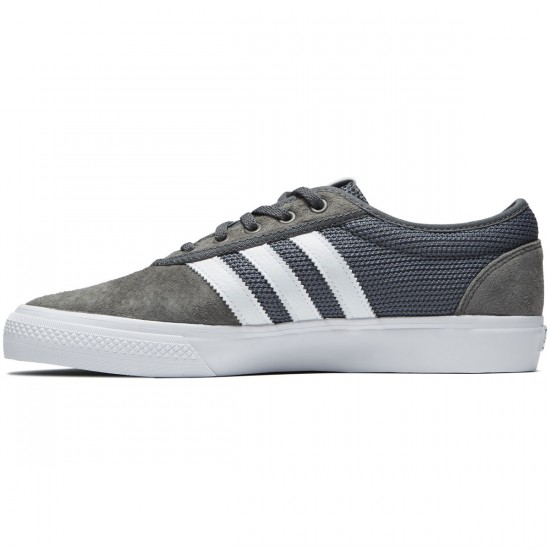 Adidas adi Ease Shoes - Grey Four/White/Real Teal - 6.0