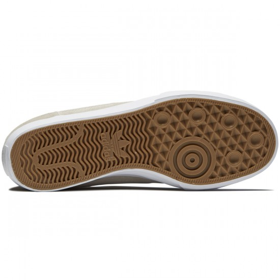 Adidas Matchcourt Slip Shoes - Clear Brown/White/Gum