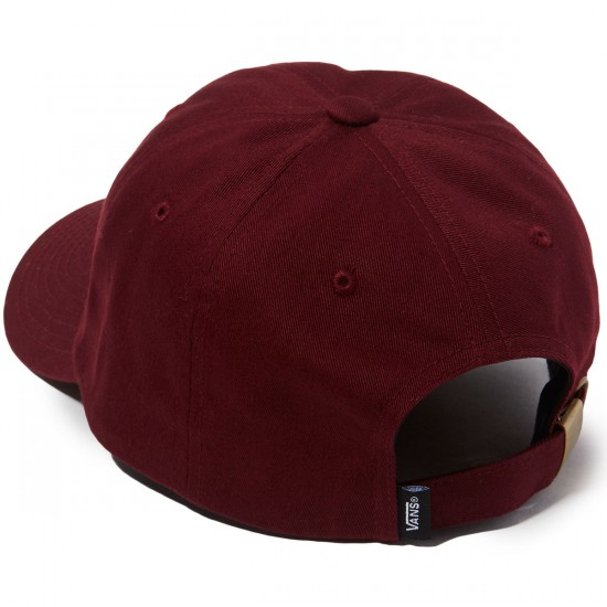 Vans Vans Curved Bill Jockey Hat - Port Royale