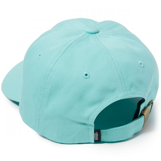Vans Vans Curved Bill Jockey Hat - Aqua Sky