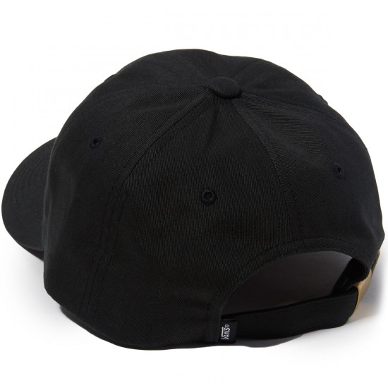 Vans Vans Curved Bill Jockey Hat - Black