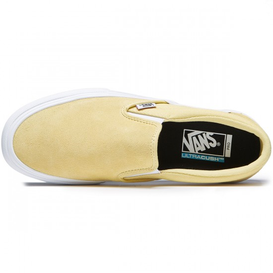 Vans Slip-On Pro Shoes - Dusty Citron - 8.0