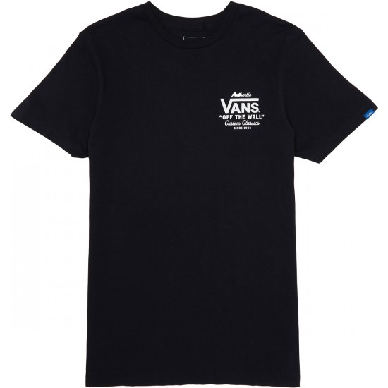 Vans Holder Street II T-Shirt - Black