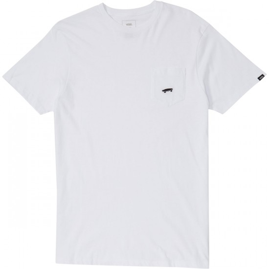Vans Everyday Pocket Tee II T-Shirt - White