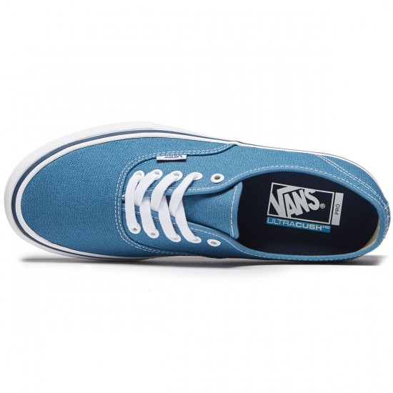 Vans Original Authentic Shoes - STV Navy/White - 8