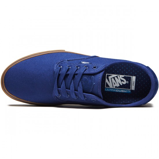 Vans Chima Ferguson Pro Shoes - Blue Depths/Gum - 8.0
