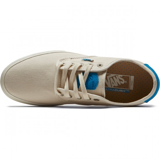 Vans Chima Ferguson Pro Shoes - Birch/Blue Jewel - 8.0