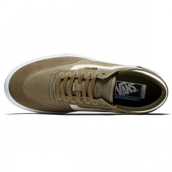 Vans Gilbert Crockett Pro 2 Shoes - Dusky Green - 8.0