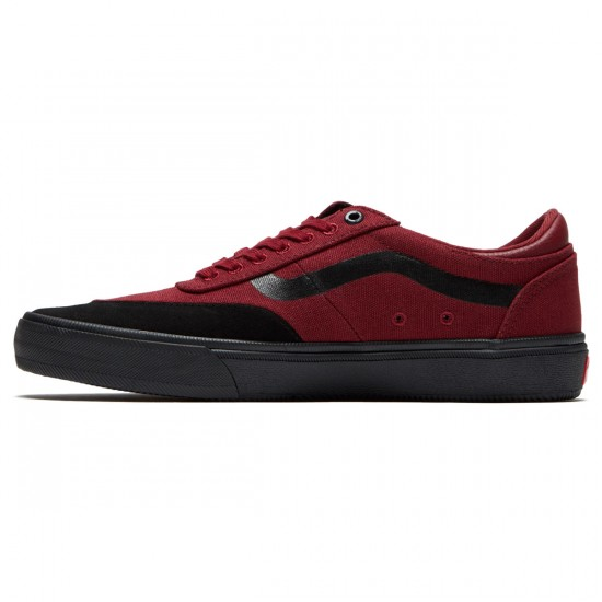 Vans Gilbert Crockett Pro 2 Shoes - Cabernet/Black - 8.0