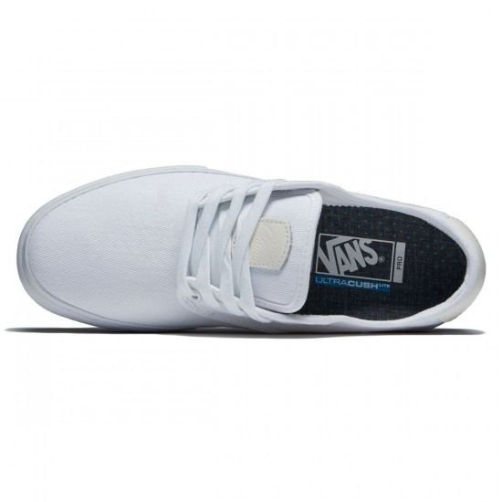 Vans Chima Ferguson Pro Shoes - Whiteout - 8.0