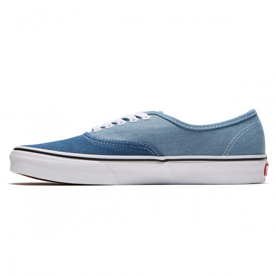 Vans Original Authentic Shoes - Blue/True White Two Tone
