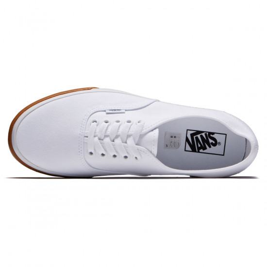Vans Original Authentic Shoes - True White/True White - 8.0