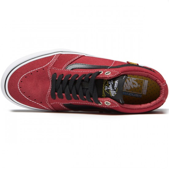 Vans TNT SG Shoes - Tibetan Red - 8.0
